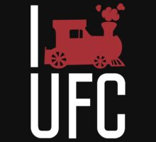 I Train UFC by DarkLord1st