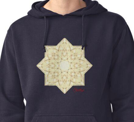 Snowflake Pullover Hoodie