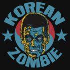 UFC Korean Zombie by DarkLord1st