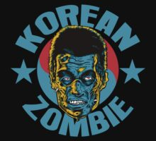 UFC Korean Zombie by DarkLord1st
