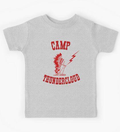 Camp Thundercloud Kids Tee