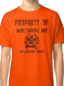 Guantanamo Bay Detention Camp Classic T-Shirt