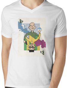 All Hail King Walt Mens V-Neck T-Shirt