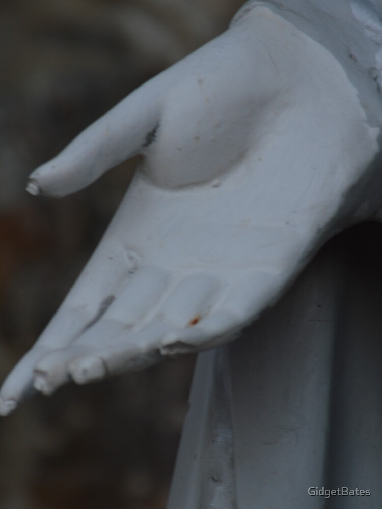Mother Mary Take My Hand by GidgetBates