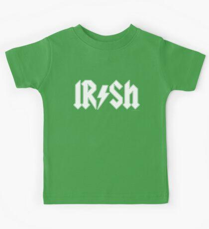 Irish ACDC Kids Tee