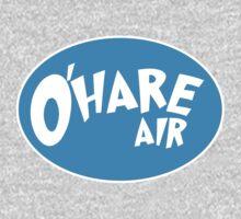 O'Hare Air One Piece - Long Sleeve