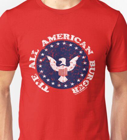 All American Burger Unisex T-Shirt