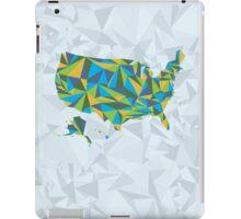 Abstract America Summer Nights iPad Case/Skin