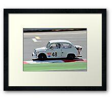 Fiat Abarth No 48 Framed Print
