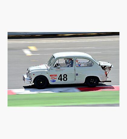 Fiat Abarth No 48 Photographic Print