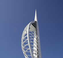 Spinnaker Tower by MyPixx