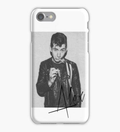 Alex Turner Smoking IPhone Case iPhone Case/Skin