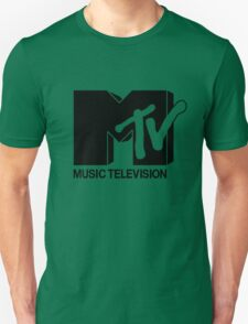 Black MTV T-Shirt