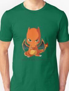 not a dragon charizard T-Shirt