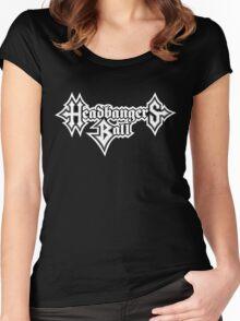 MTV Headbangers Ball Women's Fitted Scoop T-Shirt
