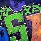 Bit of a Drip...Graffiti by paintingsheep