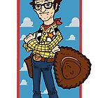Woody by AnchorComics