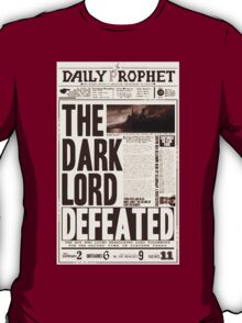 The daily prophet T-Shirt