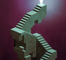The Stairway by etall