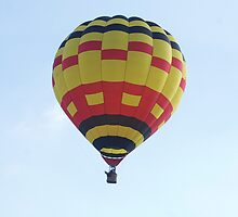 Hot Air Balloon by Lauramazing