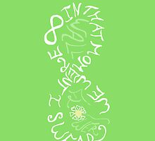 Perks of Being a Wallflower - Green by Reinaldo