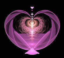 Fluttering Heart by Anne Pearson