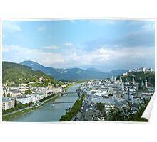 Salzburg Poster