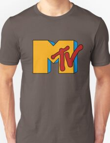 Retro MTV Unisex T-Shirt