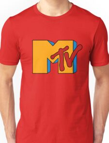 Retro MTV Unisex T-Shirt