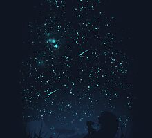 Under The Stars by filiskun