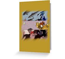 champloo Greeting Card
