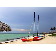 CUBA - Awesome Ocean View Photographic Print