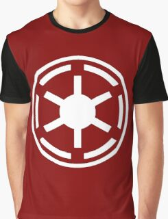 Galactic Republic - White Small Graphic T-Shirt