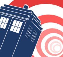 TARDIS Mod Vortex Sticker