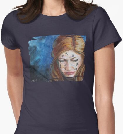 Remember  Womens Fitted T-Shirt