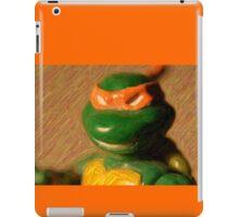 HeroInaHalfShell iPad Case/Skin