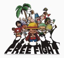 one piece free fight  by jaytherula