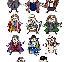 Doctor Hoots by Kabooshka