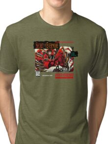 Secret of Evermore Tri-blend T-Shirt