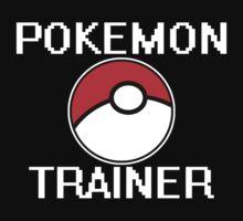 Pokemon Trainer 2 Kids Clothes