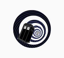 TARDIS Mod Vortex Unisex T-Shirt
