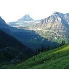 Glacier National Park by etall