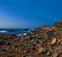 USA. Rhode Island. Newport. Rough Point. by vadim19