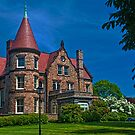 USA. Rhode Island. Newport. Mansion. by vadim19