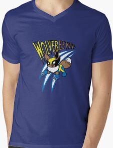 WolverEevee Mens V-Neck T-Shirt