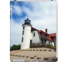 Lake Michigan Light House  iPad Case/Skin