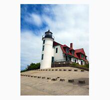 Lake Michigan Light House  Unisex T-Shirt