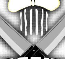Yoshi Skull Sticker