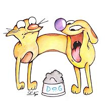 CatDog  by Laura1997