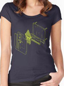 Blueprint Legend Women's Fitted Scoop T-Shirt